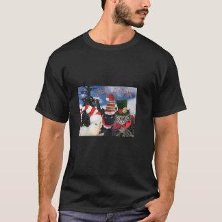 T-shirt Collection de chat de tintement