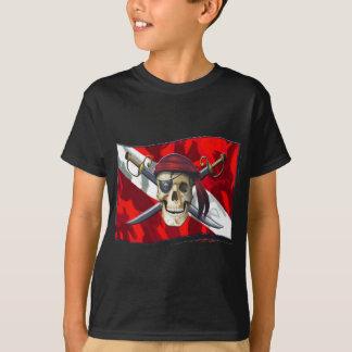 T-shirt Collection de crânes par DiversDen