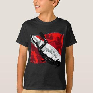 T-shirt Collection de DiverDown