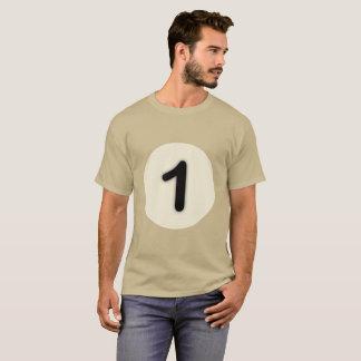 T-shirt Collection de Neuf-Ball : 1 (hommes)
