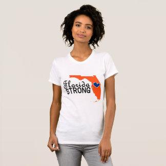 T-shirt Collection de soulagement d'ouragan, chemise forte