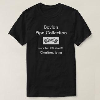 T-shirt Collection de tuyau de Boylan