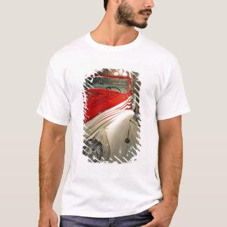 T-shirt Collection de voiture dans la base de Liberace et