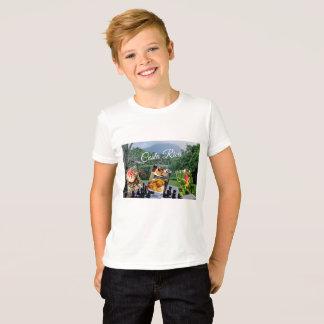 T-shirt Collection de voyage du Costa Rica
