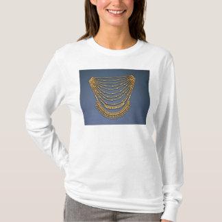 T-shirt Collier avec des cloches