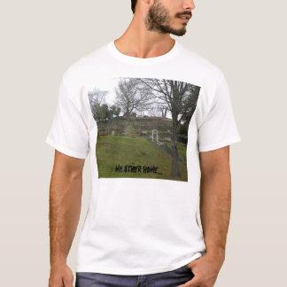 T-shirt Colline du Myrte, Rome, la Géorgie