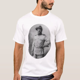 T-shirt Colonel Teddy Roosevelt