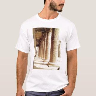 T-shirt Colonnes dans le Pronaos du temple de Horus