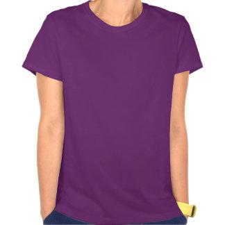 T-shirt coloré du hibou 80s