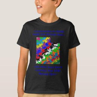 T-shirt coloré personnalisable d'élection de