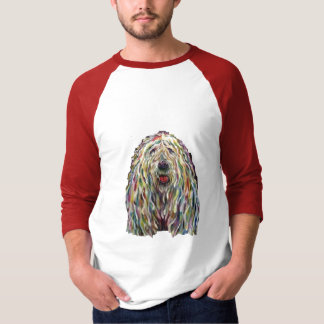 T-shirt Colorfull Komondor