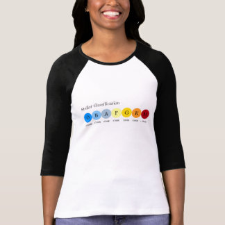 T-shirt Colors of stars