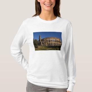 T-shirt Colosseum célèbre en point de repère 2 de Rome