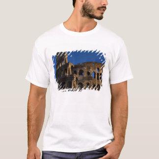 T-shirt Colosseum célèbre en point de repère de Rome