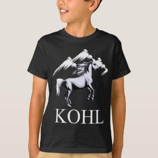 T-shirt Colt de White_Kohl pour les articles foncés