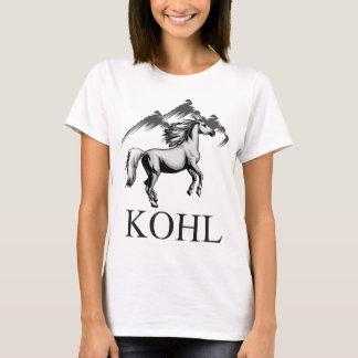 T-shirt Colt Logo_BW de Kohl et texte