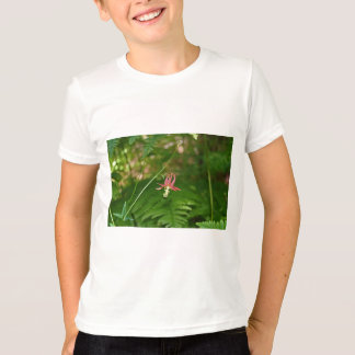 T-shirt Columbine sauvage