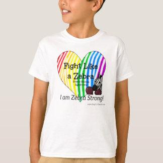 T-shirt Combat comme une conscience d'Ehlers-Danlos de