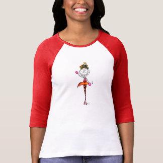 T-shirt Combat comme une fille !