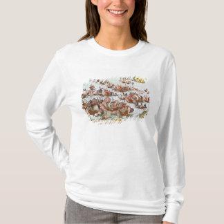 T-shirt Combat naval