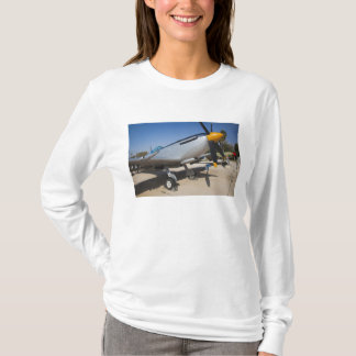 T-shirt Combattant de construction anglaise de Spitfire