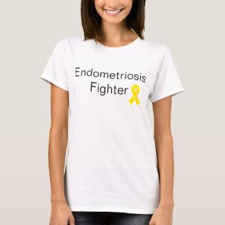 T-shirt Combattant d'endométriose