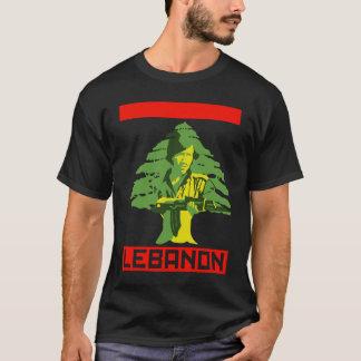 T-SHIRT COMBATTANT DU LIBAN