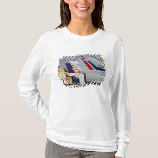 T-shirt combattant Israélien-construit de Kfir