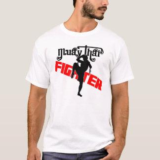 T-shirt Combattant thaïlandais de Muay