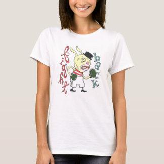 """T-shirt """"Combattez de retour"""" la pièce en t des femmes de"""