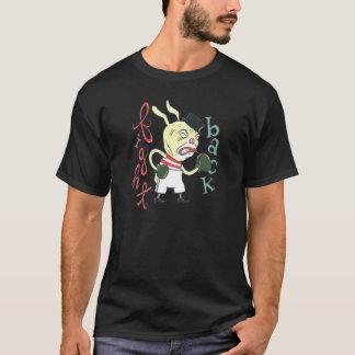 """T-shirt """"Combattez de retour"""" la pièce en t des hommes de"""