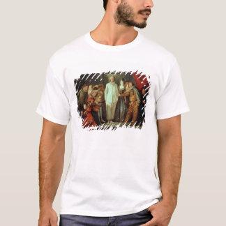 T-shirt Comédiens italiens, c.1720