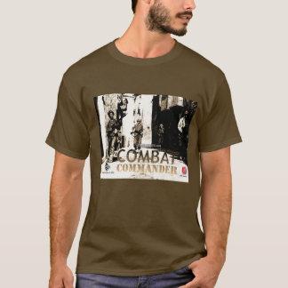 T-shirt Commandant de combat