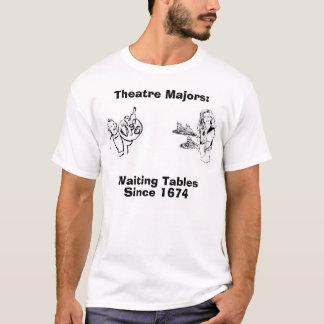 T-shirt Commandants de théâtre