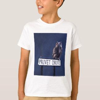 T-shirt Commande de troène