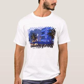 T-shirt Commande d'océan, plage du sud, Miami Beach, 2