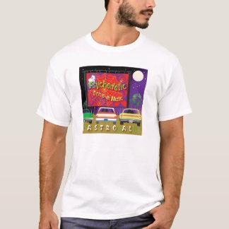 T-shirt Commande psychédélique dans la musique