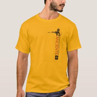 T-shirt Commandes et couleurs