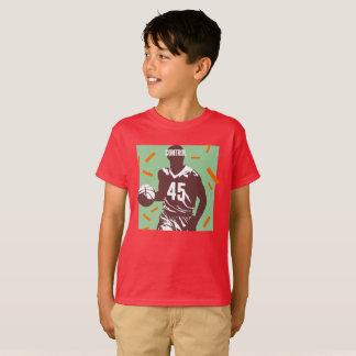 T-shirt Commandez le rouge