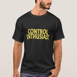 T-shirt Commandez l'enthousiaste