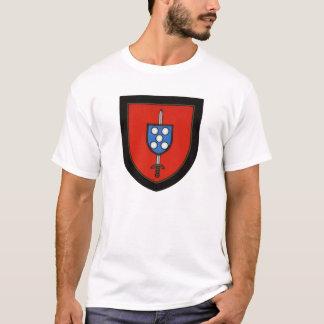T-shirt Commandos portugais d'armée