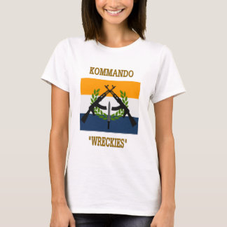 T-SHIRT COMMANDOS SUD-AFRICAINS