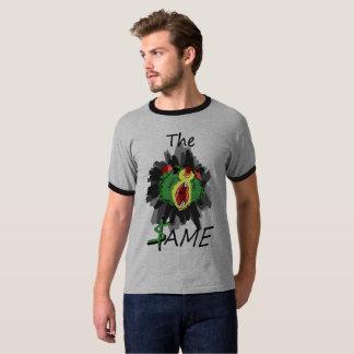 T-shirt Comme il était jamais