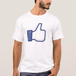 T-shirt Comme la main