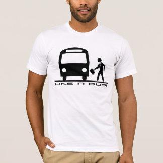 T-shirt Comme un autobus