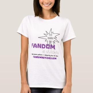 T-shirt Comme vu sur le Fandom dans les points