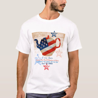 T-shirt commémoratif de TeaParty