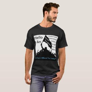 T-shirt Comment est-ce que je peux vous offenser