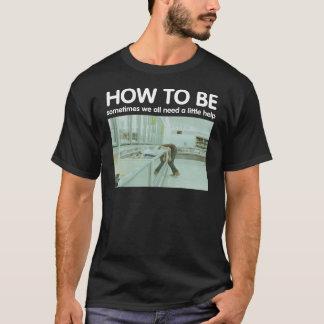 T-shirt Comment être - long-métrage tenant le premier rôle