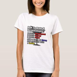 T-shirt Comment faire un dermatologue